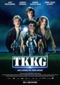 Plakat von TKKG