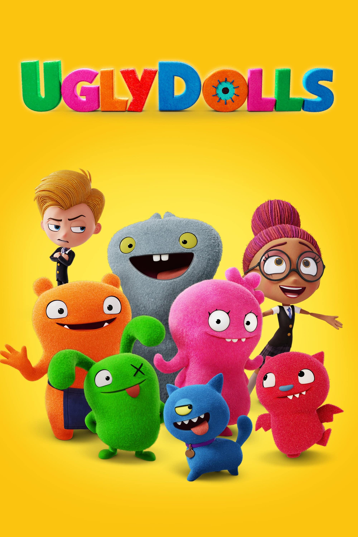 """Plakat von """"UglyDolls"""""""