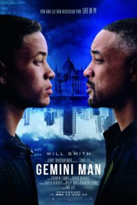 Plakat von Gemini Man