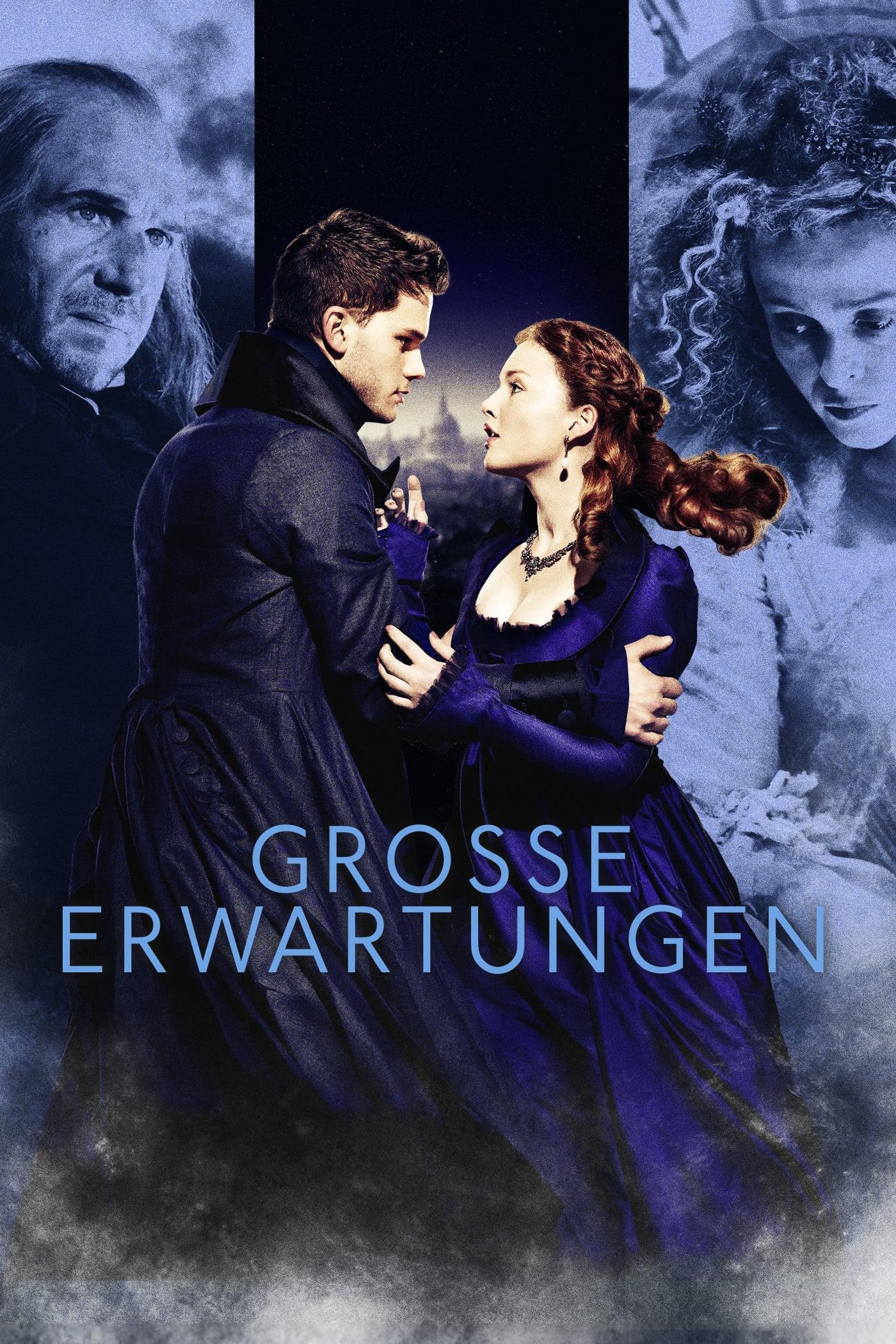 """Plakat von """"Große Erwartungen"""""""