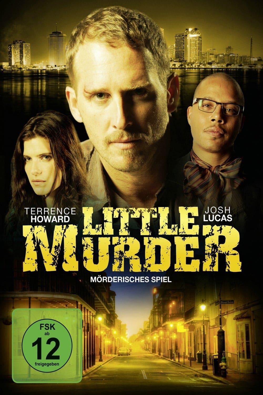 """Plakat von """"Little Murder"""""""