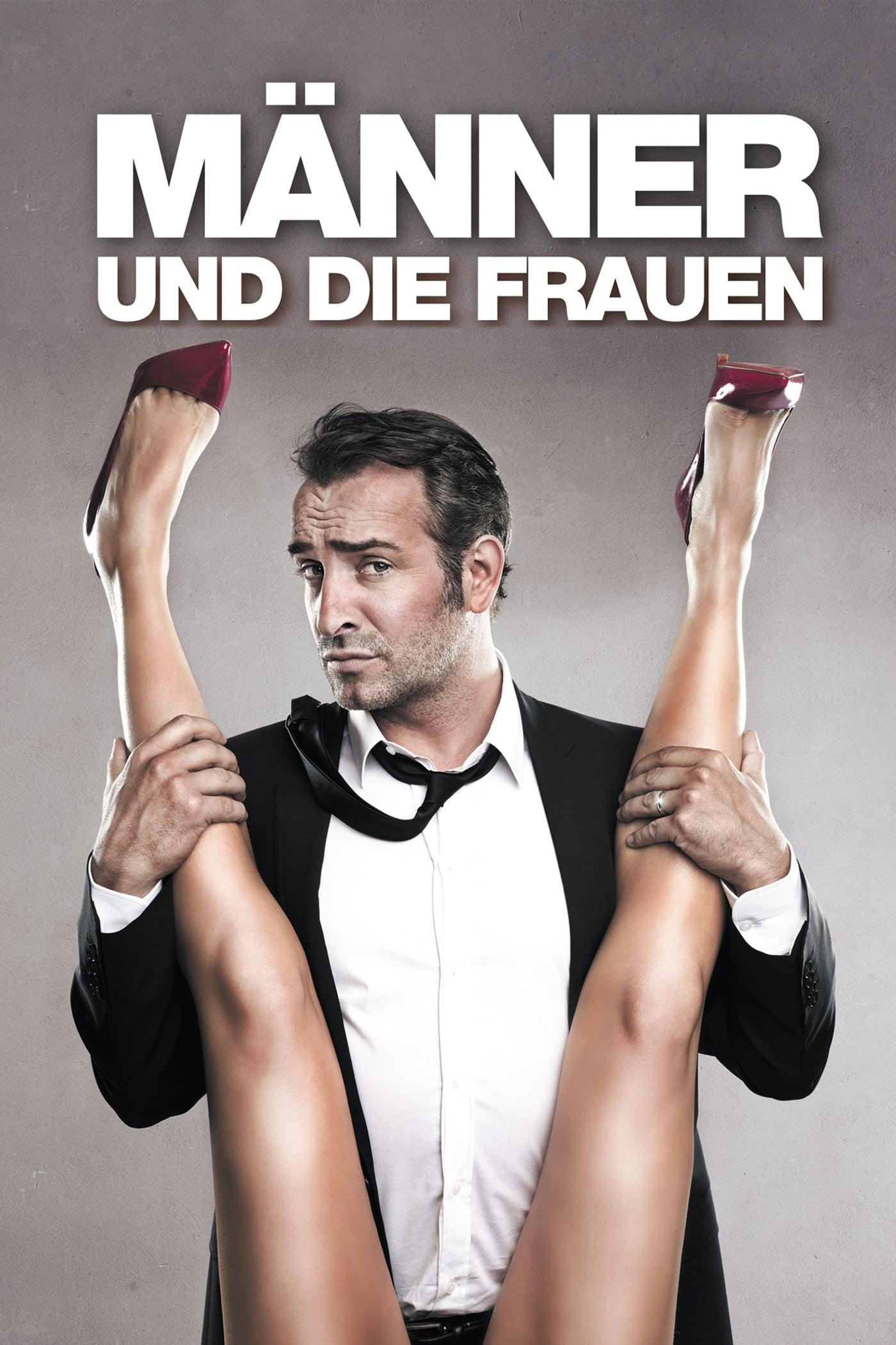 """Plakat von """"Männer und die Frauen"""""""