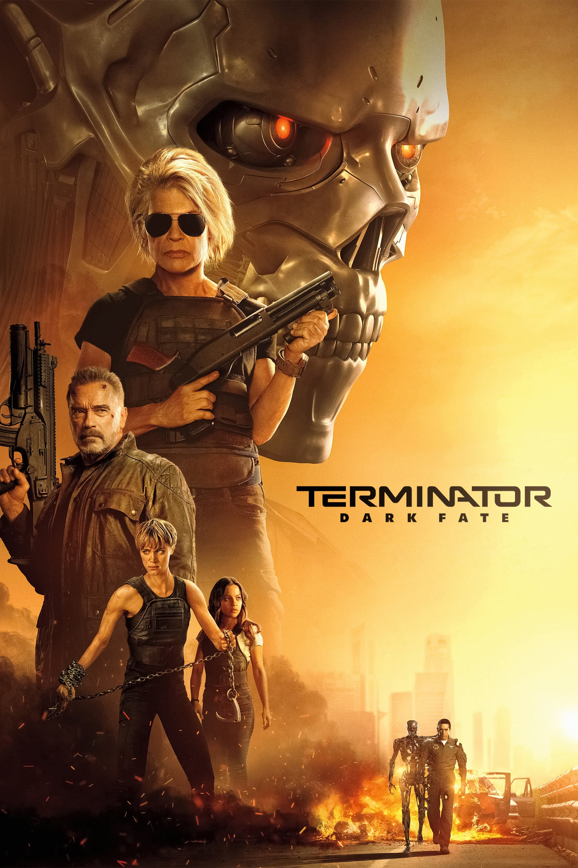"""Plakat von """"Terminator - Dark Fate"""""""