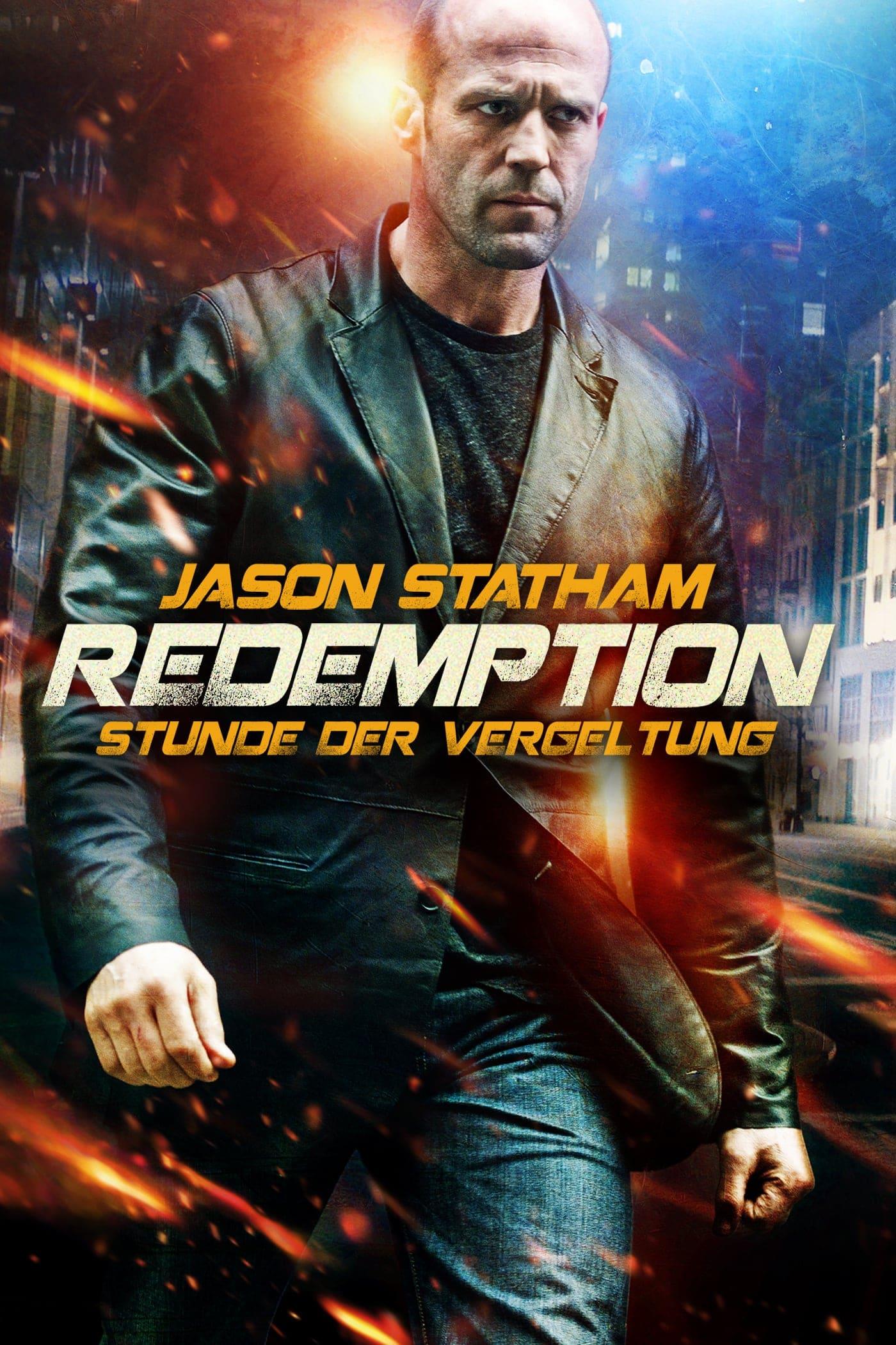 """Plakat von """"Redemption - Stunde der Vergeltung"""""""