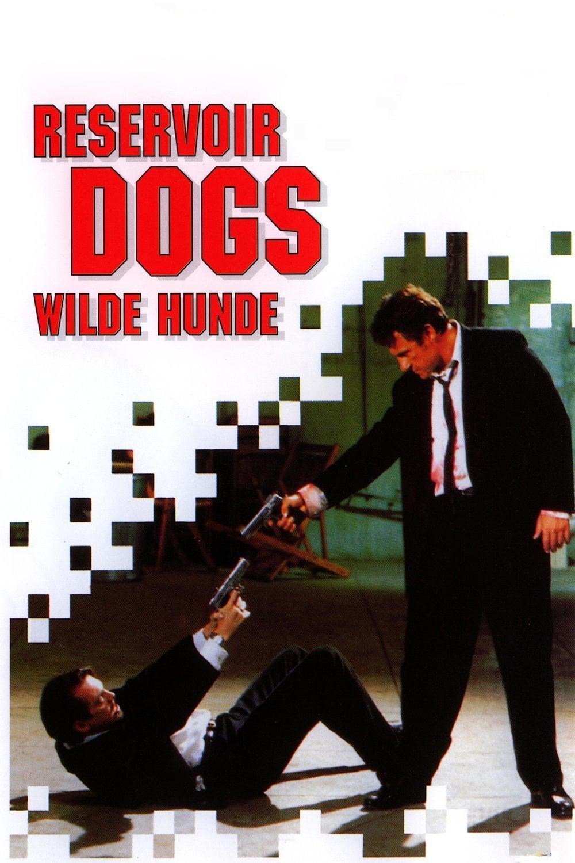 """Plakat von """"Reservoir Dogs - Wilde Hunde"""""""