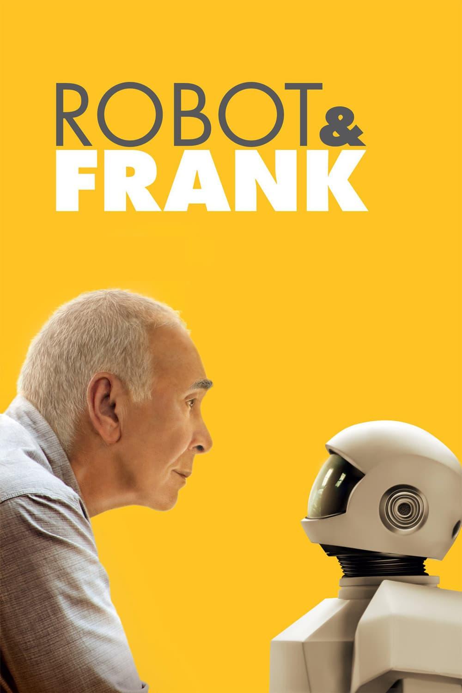 """Plakat von """"Robot & Frank"""""""