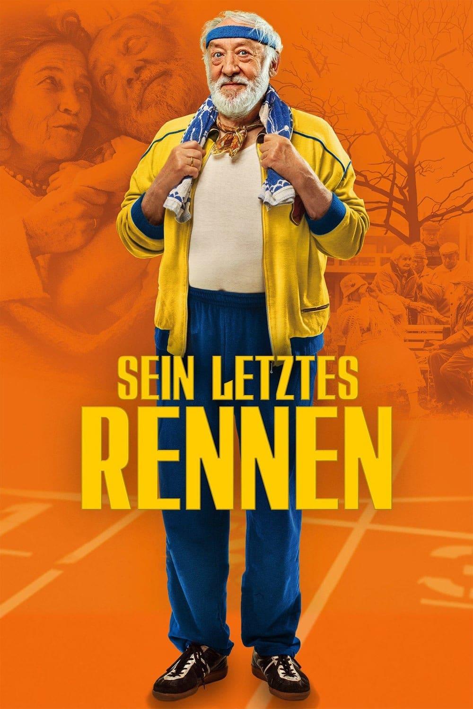 """Plakat von """"Sein letztes Rennen"""""""