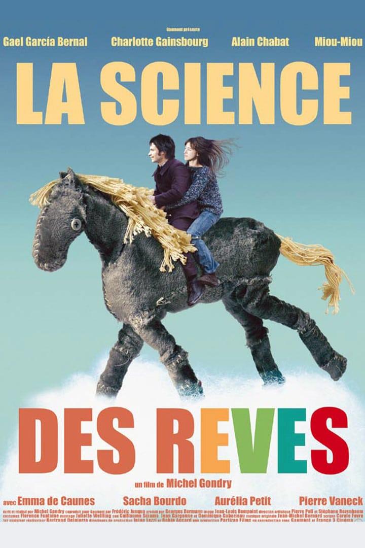 """Plakat von """"The Science of Sleep - Anleitung zum Träumen"""""""
