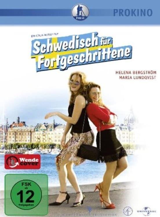 """Plakat von """"Schwedisch für Fortgeschrittene"""""""