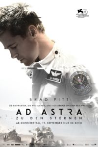 Plakat von Ad Astra – Zu den Sternen
