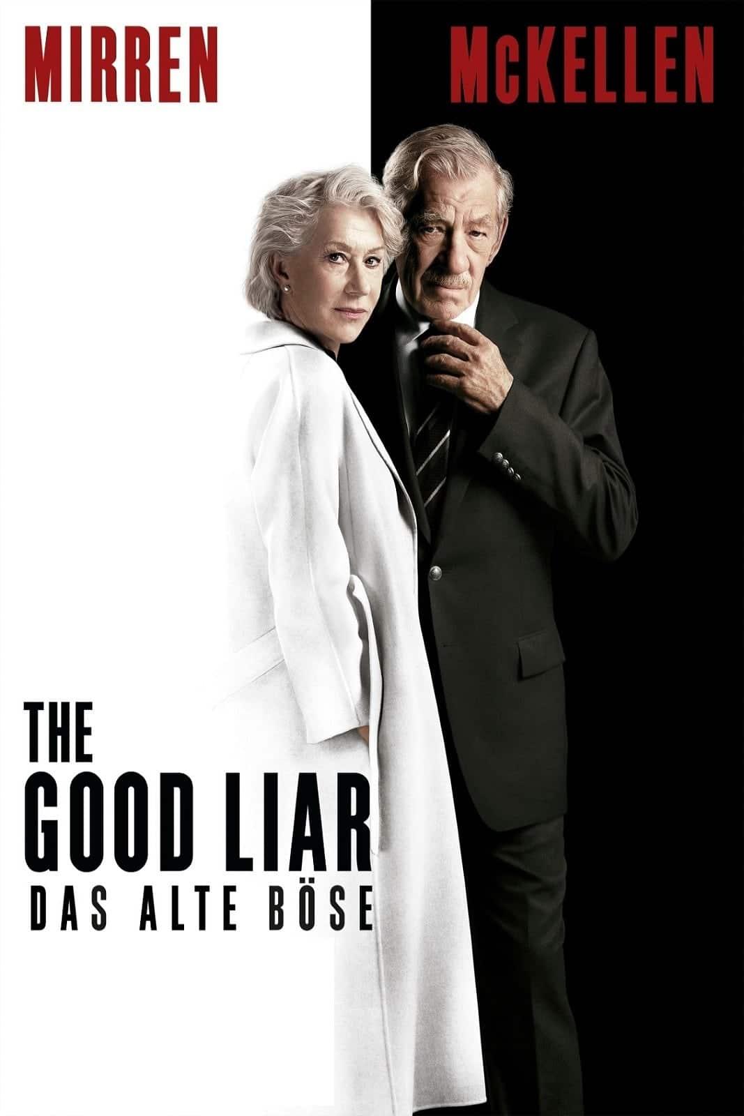 """Plakat von """"The Good Liar"""""""