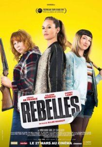 Plakat von Rebellinnen – Leg dich nicht mit ihnen an!