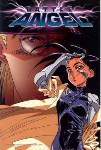 """Plakat von """"Battle Angel Alita"""""""