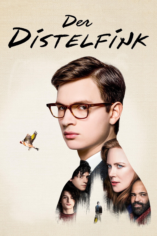 """Plakat von """"Der Distelfink"""""""