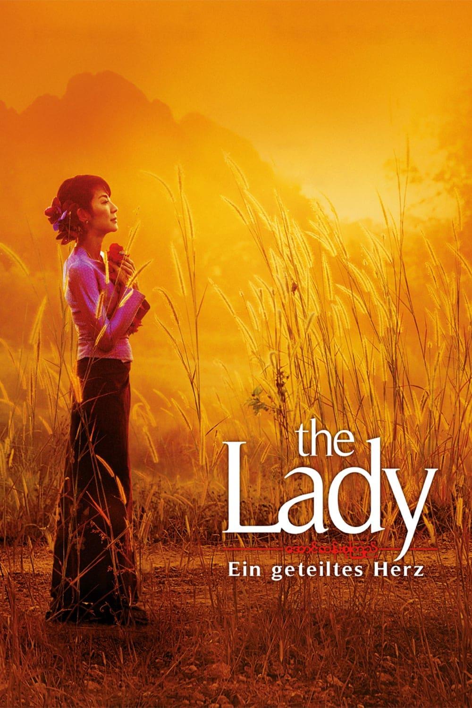 """Plakat von """"The Lady - Ein geteiltes Herz"""""""