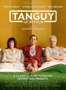 Plakat von Tanguy Is Back