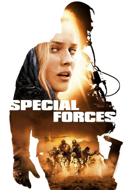 "Plakat von ""Special Forces"""