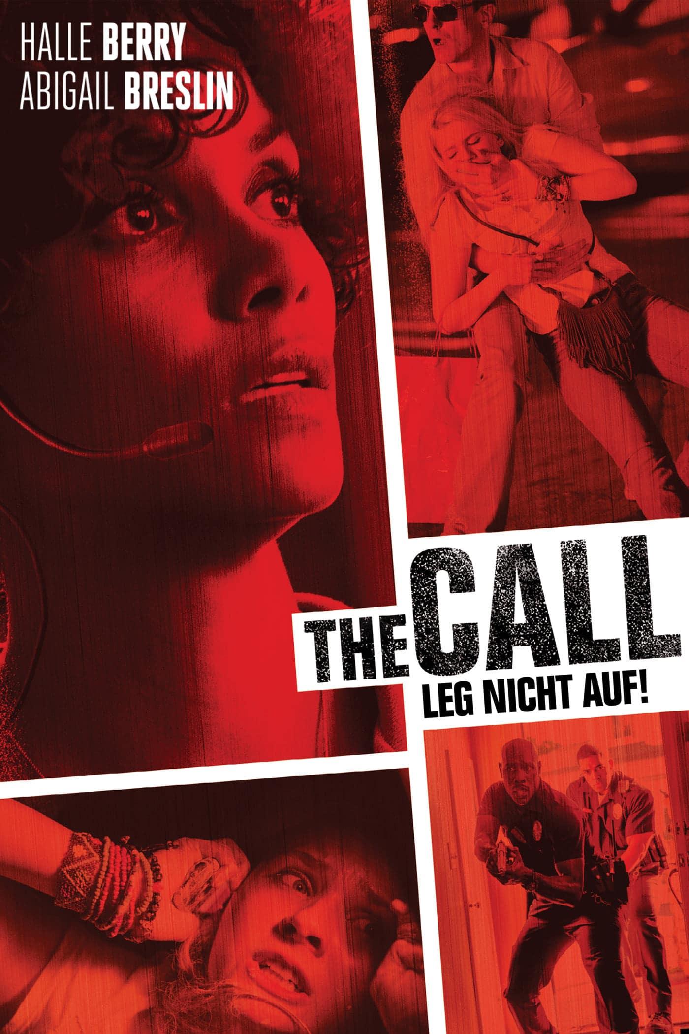 """Plakat von """"The Call - Leg nicht auf!"""""""