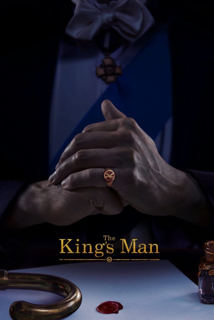 "Plakat von ""The King's Man"""