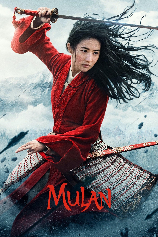 """Plakat von """"Mulan"""""""
