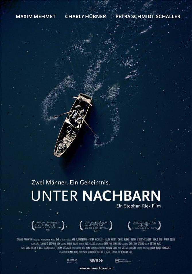 """Plakat von """"Unter Nachbarn"""""""