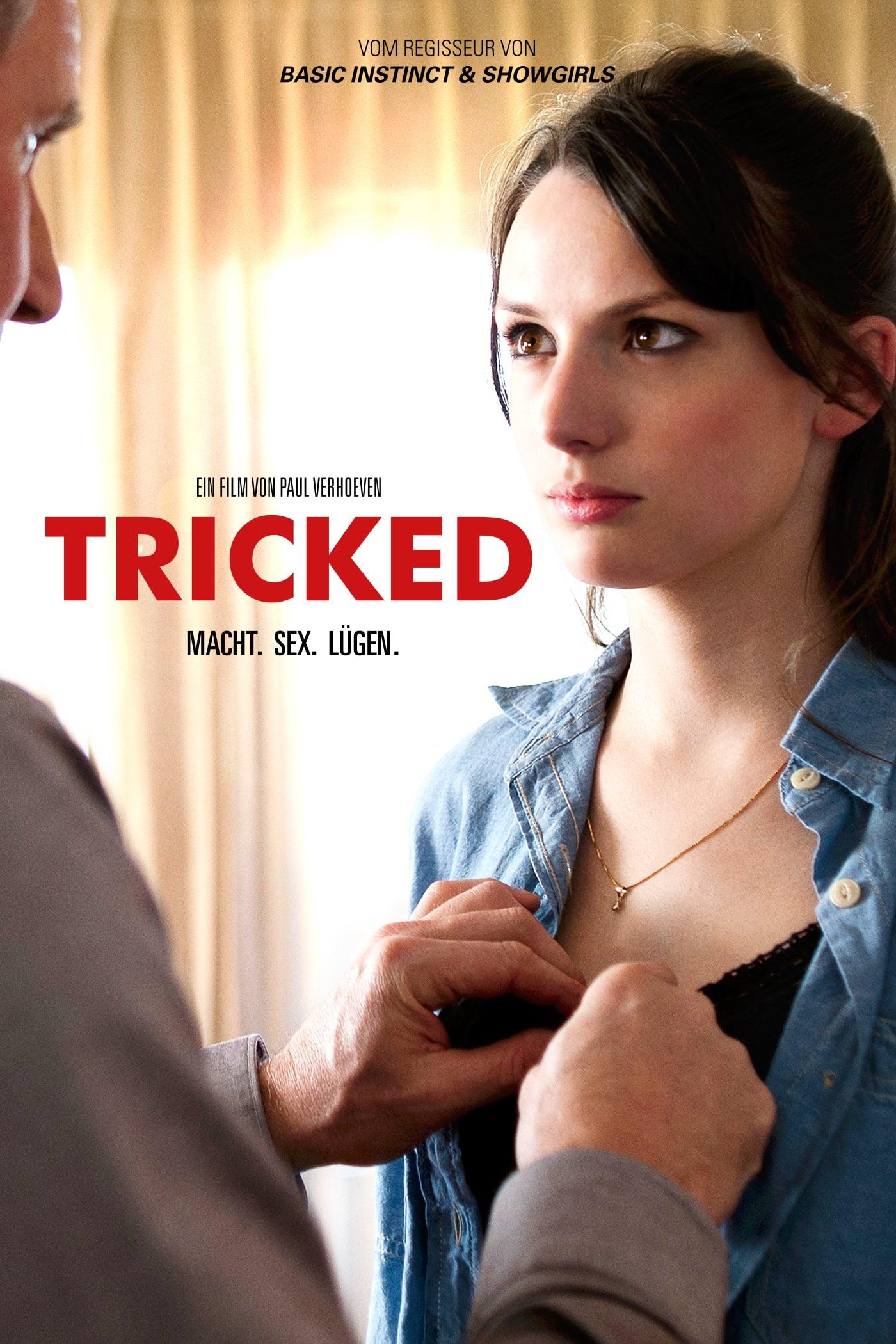 """Plakat von """"Tricked"""""""