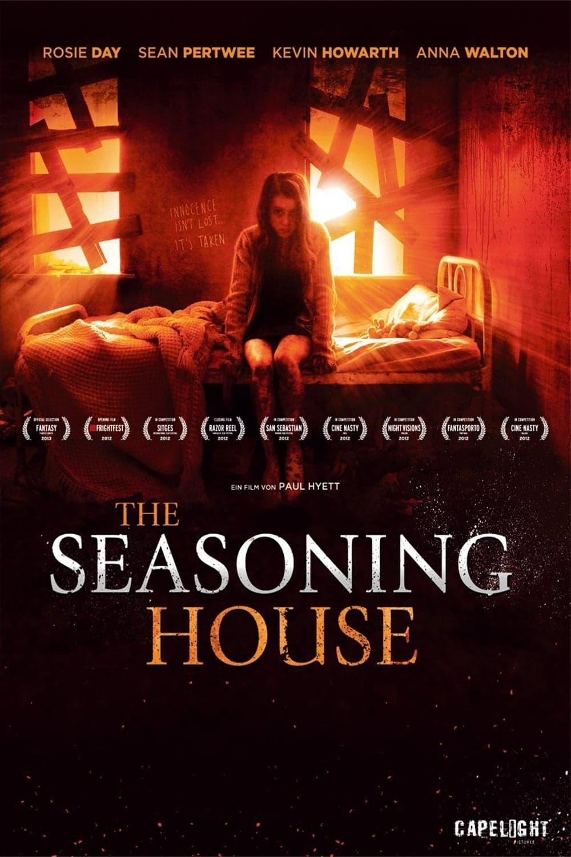 "Plakat von ""The Seasoning House"""