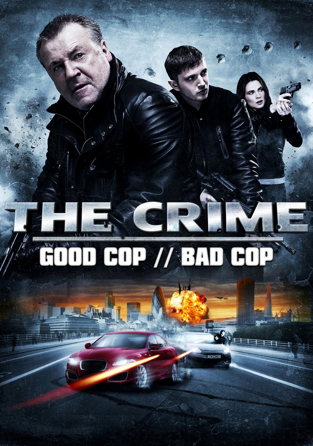"Plakat von ""The Crime"""
