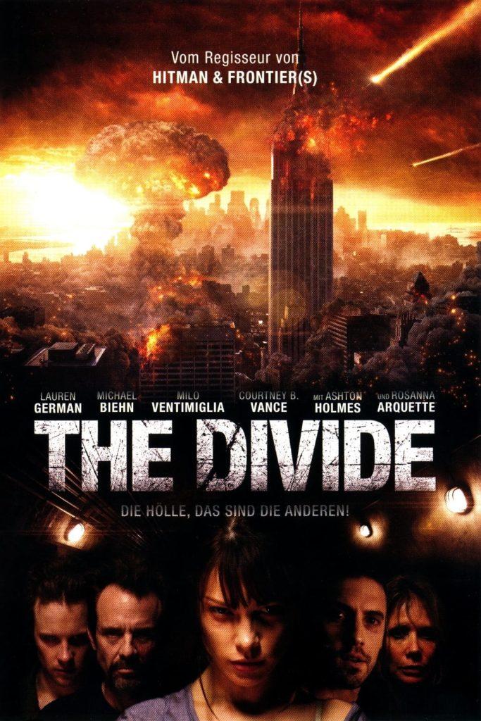 """Plakat von """"The Divide - Die Hölle sind die anderen"""""""