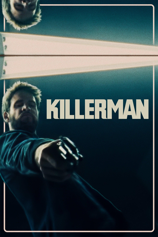 "Plakat von ""Killerman"""