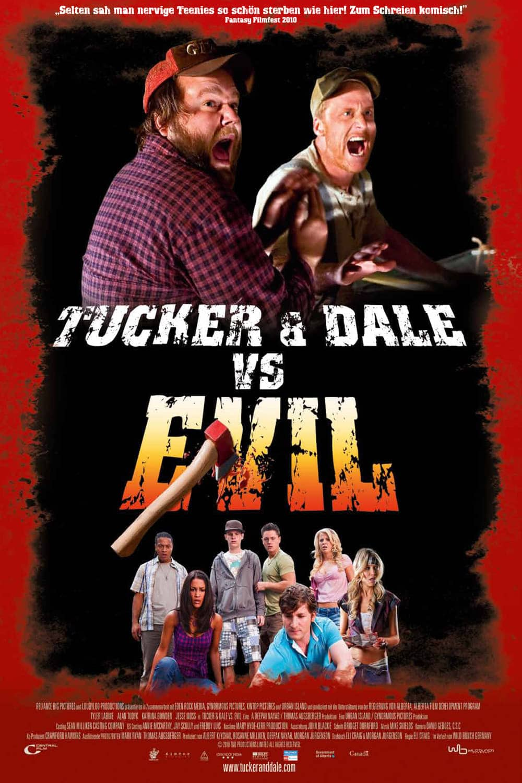"Plakat von ""Tucker and Dale vs. Evil"""