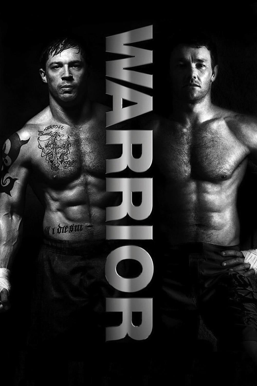 """Plakat von """"Warrior"""""""