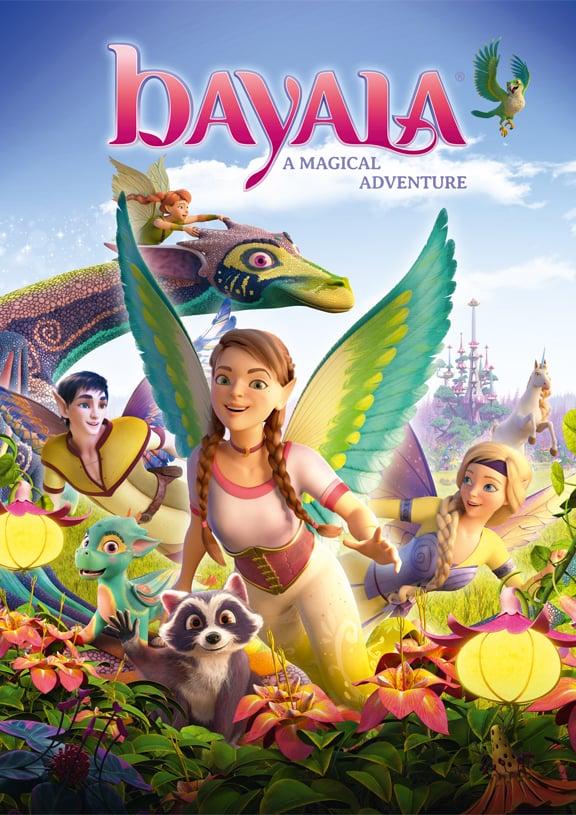 "Plakat von ""Bayala - A Magical Adventure"""
