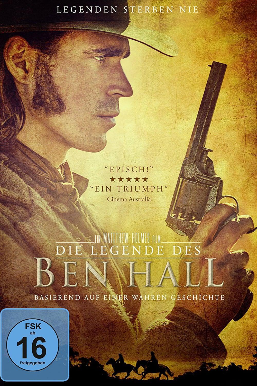 """Plakat von """"Die Legende des Ben Hall"""""""
