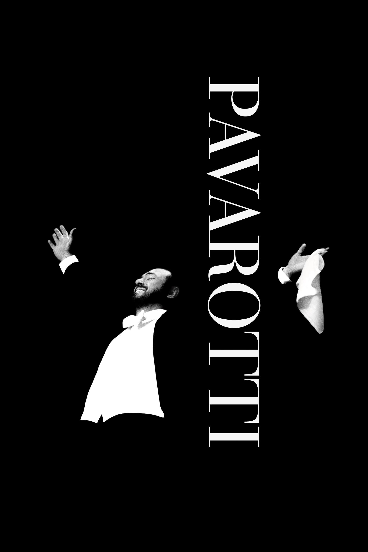 """Plakat von """"Pavarotti"""""""