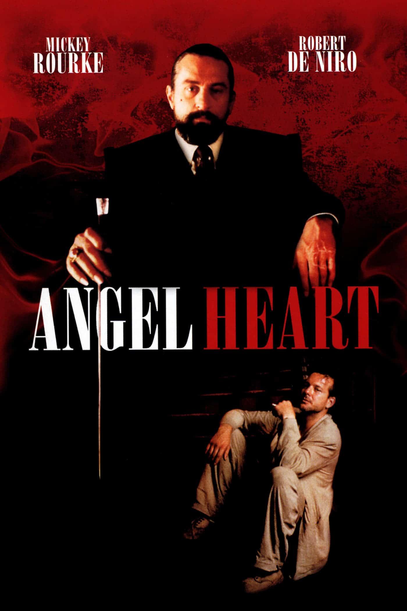 """Plakat von """"Angel Heart"""""""