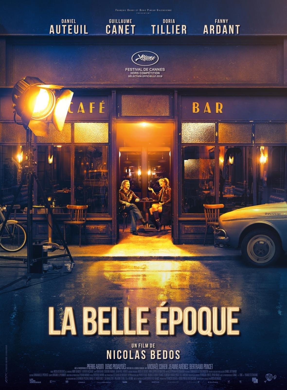 """Plakat von """"La belle époque"""""""