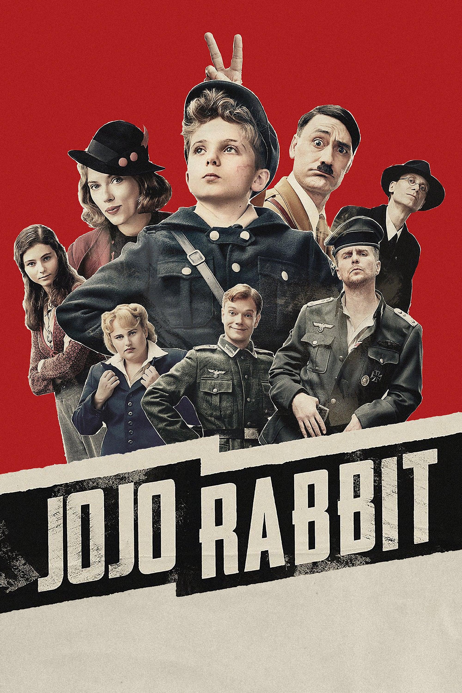 """Plakat von """"Jojo Rabbit"""""""