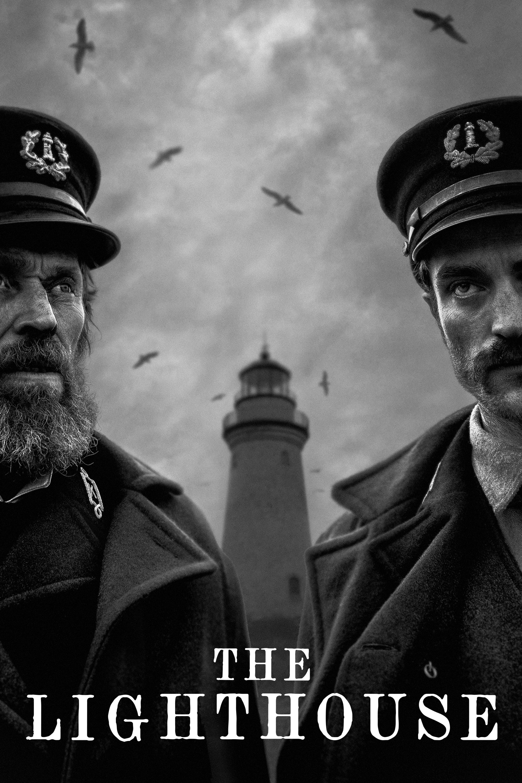 """Plakat von """"The Lighthouse"""""""