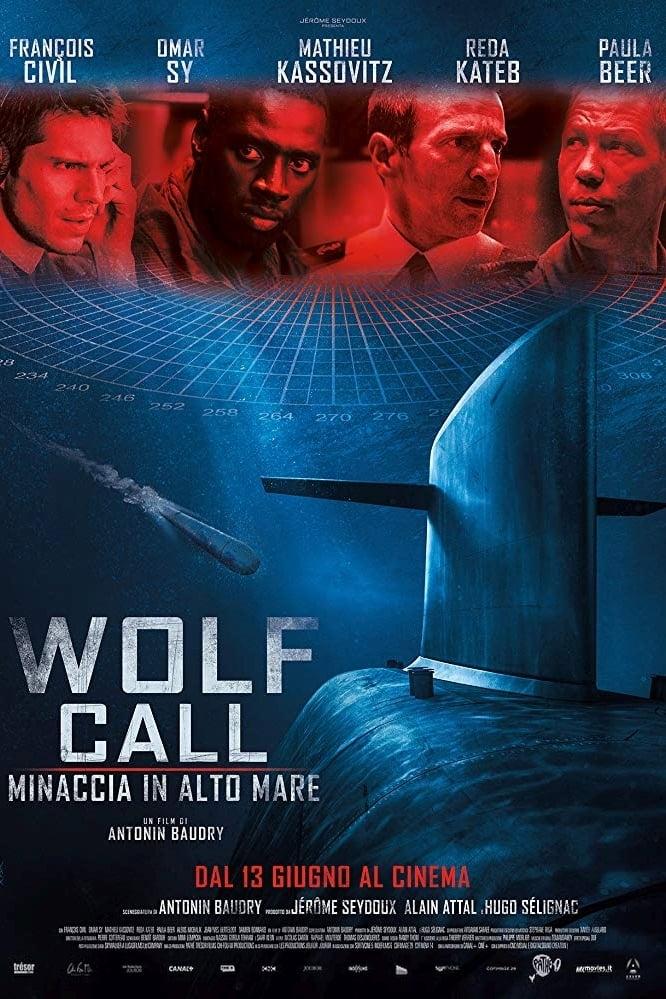 """Plakat von """"The Wolf's Call"""""""