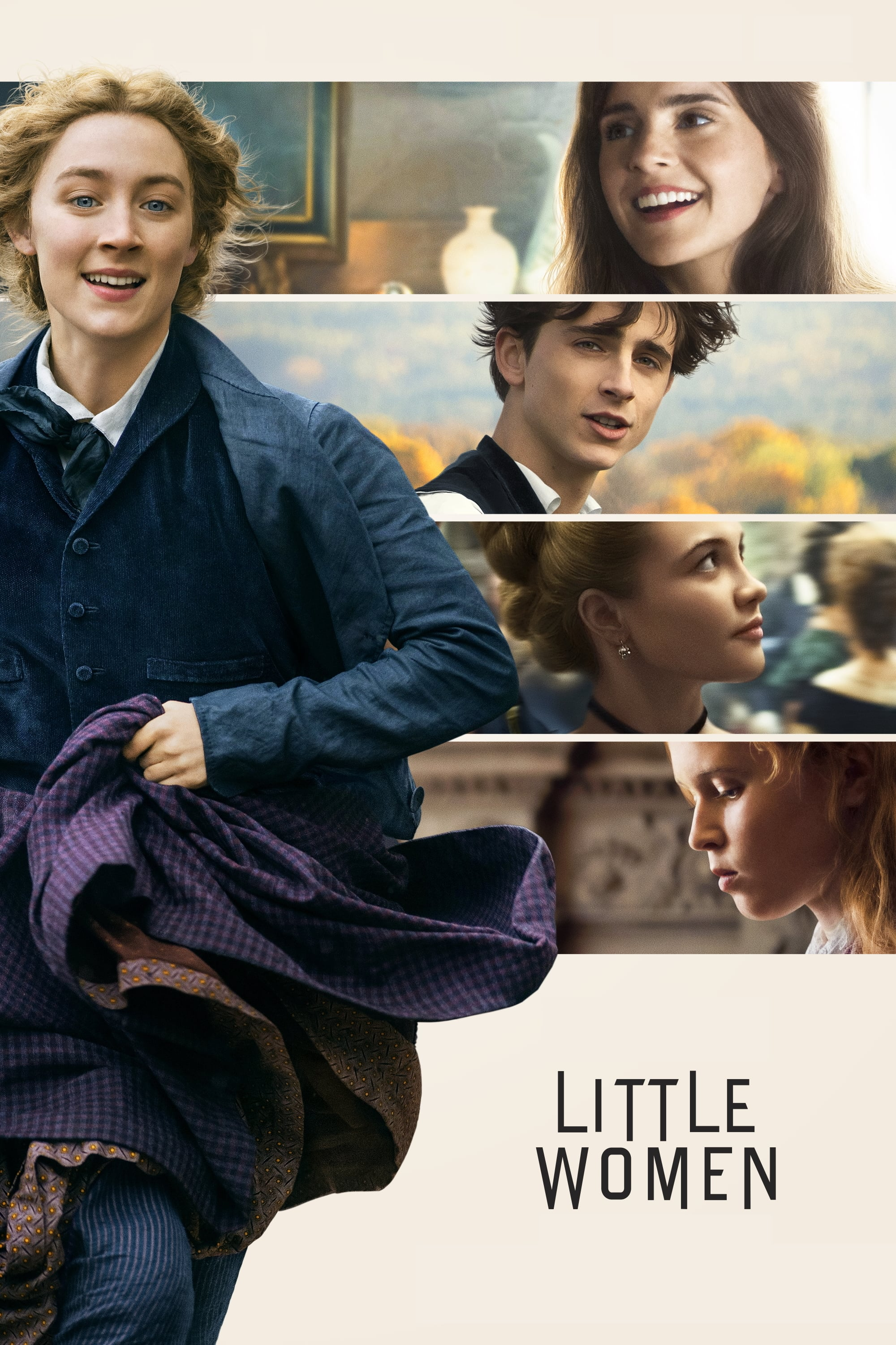 "Plakat von ""Little Women"""