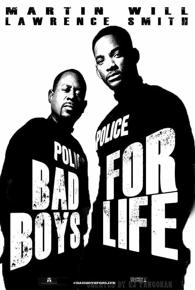"Plakat von ""Bad Boys for Life"""