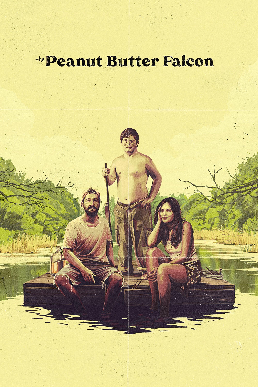 "Plakat von ""The Peanut Butter Falcon"""