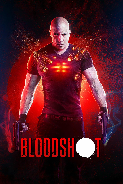 """Plakat von """"Bloodshot"""""""