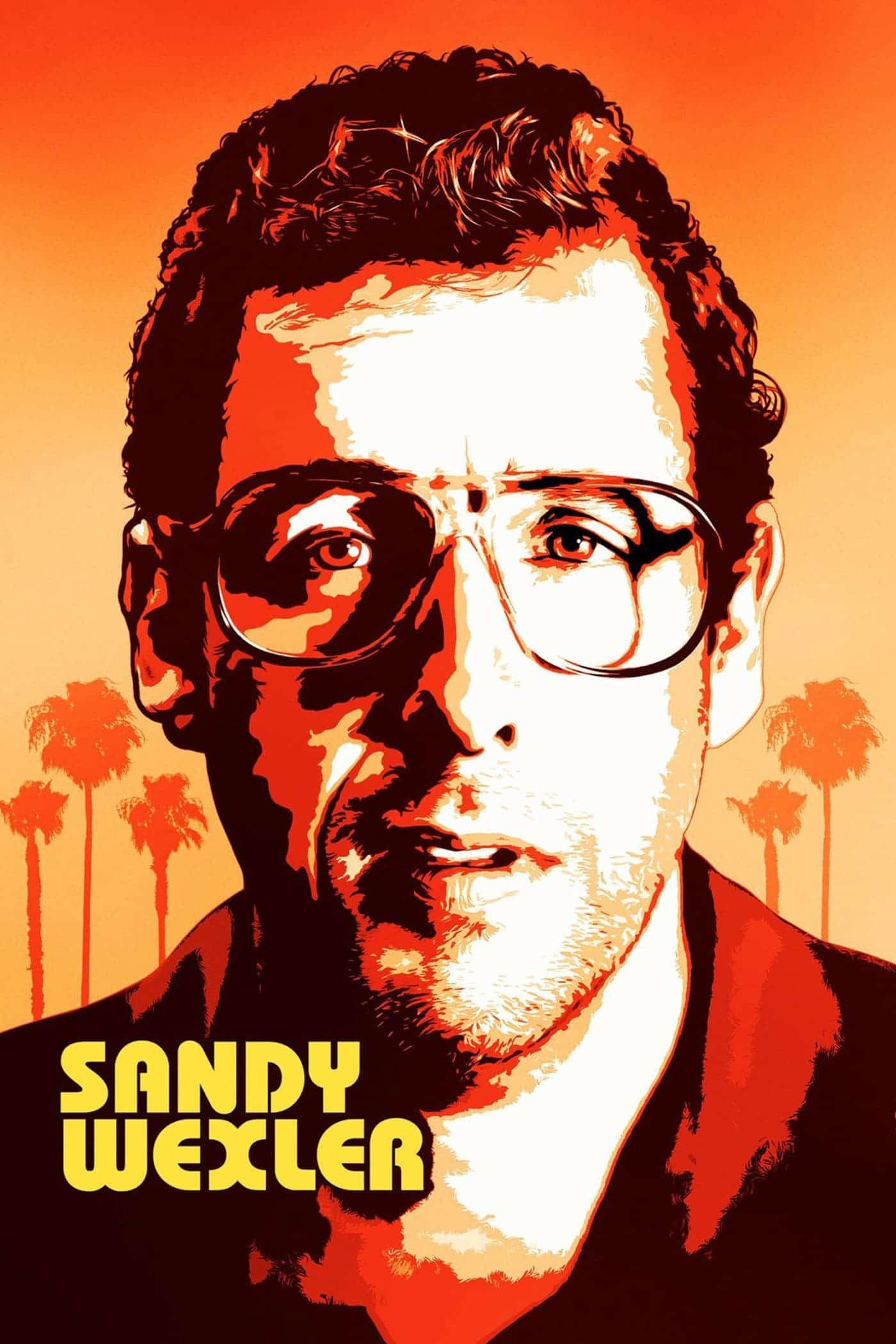 """Plakat von """"Sandy Wexler"""""""