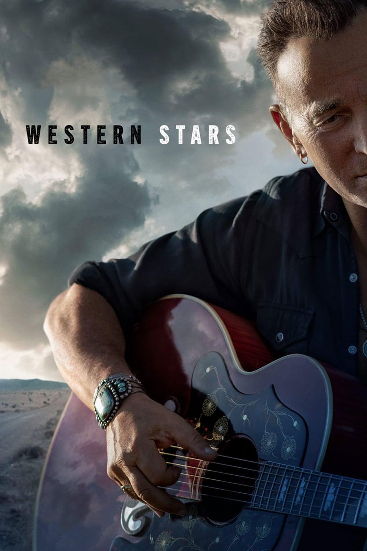 """Plakat von """"Western Stars"""""""