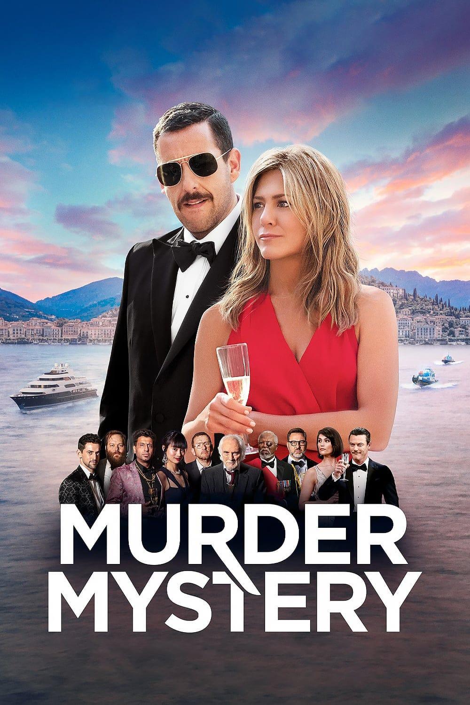 """Plakat von """"Murder Mystery"""""""