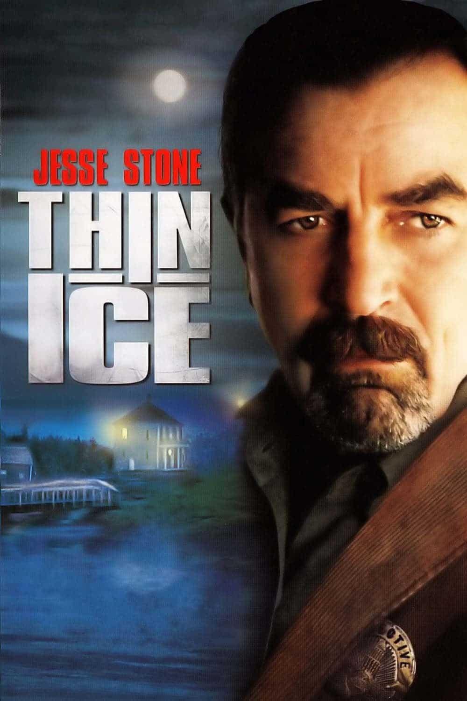 """Plakat von """"Jesse Stone - Dünnes Eis"""""""