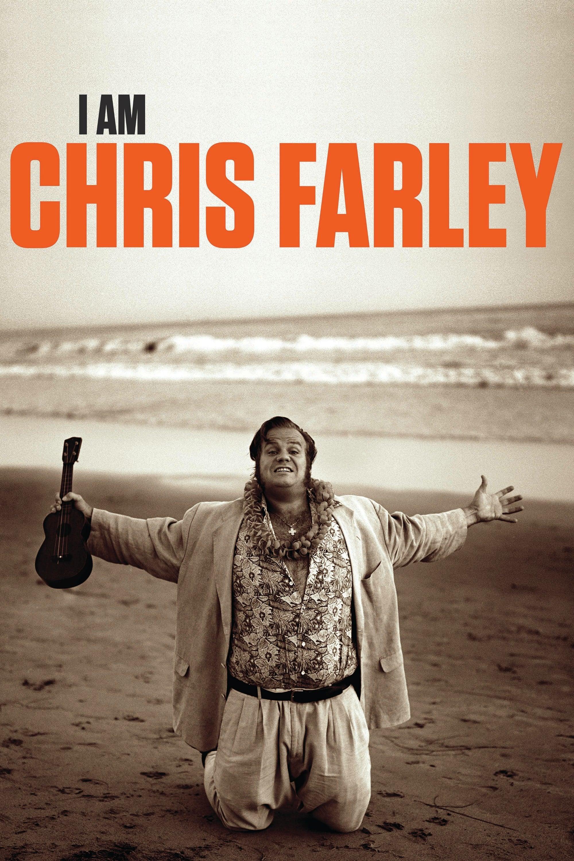 """Plakat von """"I Am Chris Farley"""""""