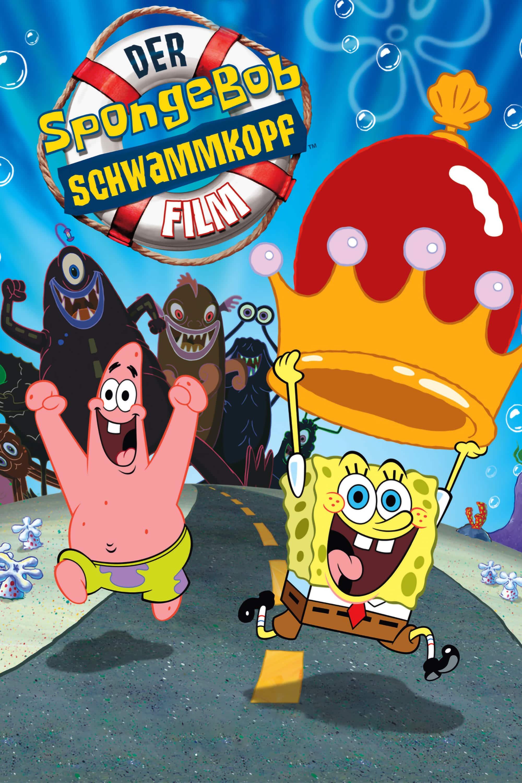 """Plakat von """"Der SpongeBob Schwammkopf Film"""""""